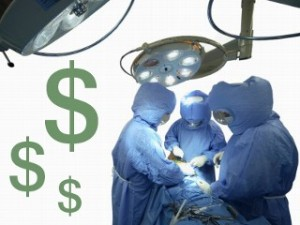 Parathyroid surgeons get paid too much to cheat!
